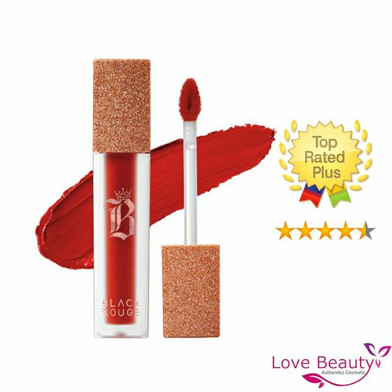 (Sẵn) Son Kem Black Rouge Air Fit Velvet Tint Ver 7 Velvet Crown [Ver5 + Ver 6]