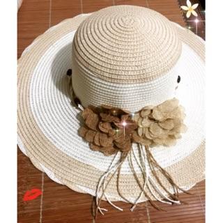 mũ cói vành to siêu xinh cho bạn gái treck in du lịch