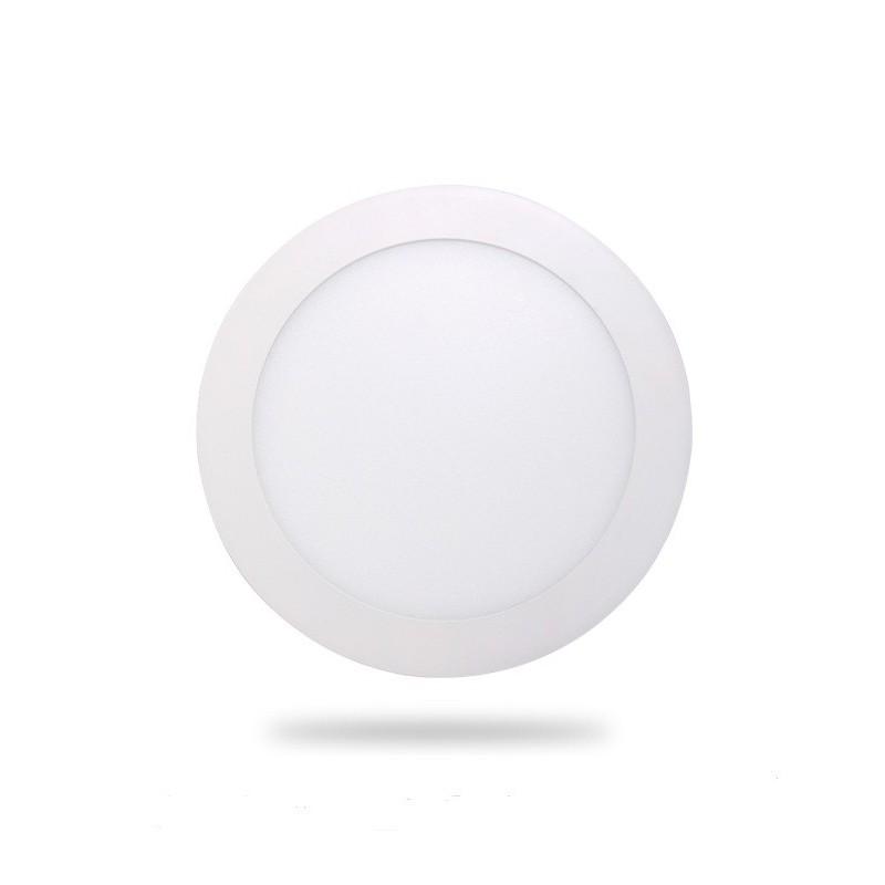 Đèn led Âm Trần Đèn Downlight Siêu Mỏng 1 Màu 6w - 9w -12w - Siêu Sáng. BẢO HÀNH ĐỔI MỚI 12 THÁNG
