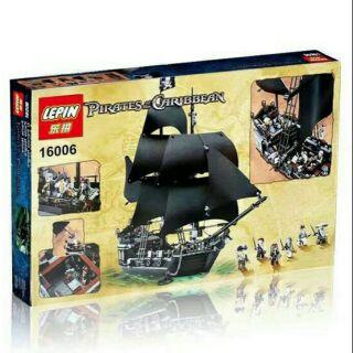 Lego lepin cướp biển caribbeans mã 16006