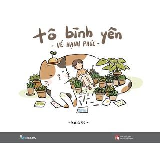 Hình ảnh Sách - Tô bình yên - vẽ hạnh phúc-0