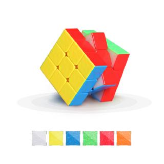 3 * 3 Creative Magnetic Force Waterorpf Speed Puzzle Cube Intellectual Development Smart Cube
