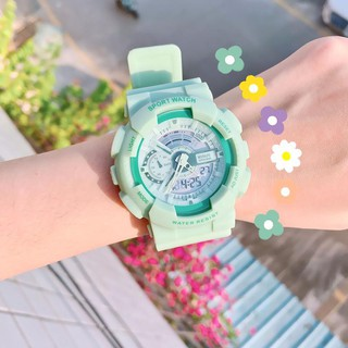 Đồng Hồ Thể Thao Nữ Shhors Matcha Cực Hot - Unipro Watch