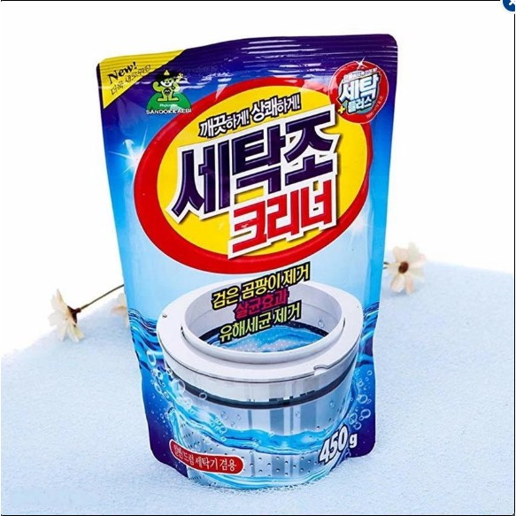 Bột vệ sinh tẩy lồng máy giặt - 2773138 , 510156109 , 322_510156109 , 39000 , Bot-ve-sinh-tay-long-may-giat-322_510156109 , shopee.vn , Bột vệ sinh tẩy lồng máy giặt