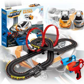 Bộ đường đua xe siêu cấp điều khiển không dây