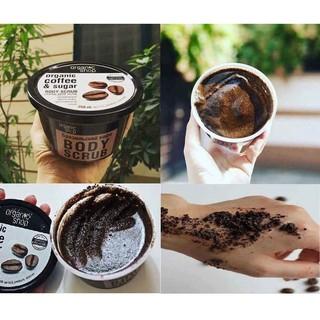 Hình ảnh Tẩy Tế Bào Chết Toàn Thân Organic Shop Organic Coffee & Sugar Body Scrub 250ml (Hương Cafe)-5