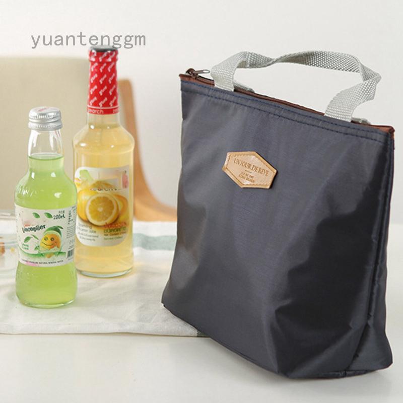 Túi đựng hộp cơm giữ nhiệt có quai cầm tiện lợi chất lượng hàn quốc