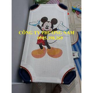 Giường lưới chuột Mickey
