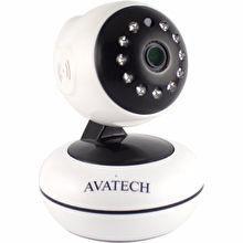 Camera quan sát IP Wi-Fi AVATech AVT-202 1.0 (Trắng)