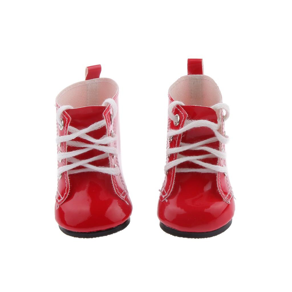Đôi giày ống nhựa PU màu đỏ dành cho búp bê 18inch - 23074837 , 2621852686 , 322_2621852686 , 148000 , Doi-giay-ong-nhua-PU-mau-do-danh-cho-bup-be-18inch-322_2621852686 , shopee.vn , Đôi giày ống nhựa PU màu đỏ dành cho búp bê 18inch
