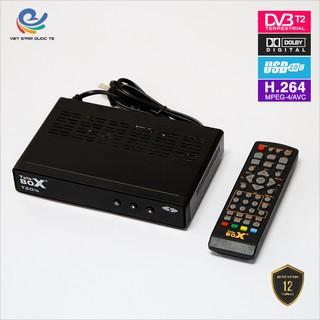 Đầu Thu Mặt Đất , Đầu Thu Kỹ Thuật Số DVB T2 Telebox, đầu thu Full HD, BH 12 Tháng – Đổi Mới Trong 07 Ngày