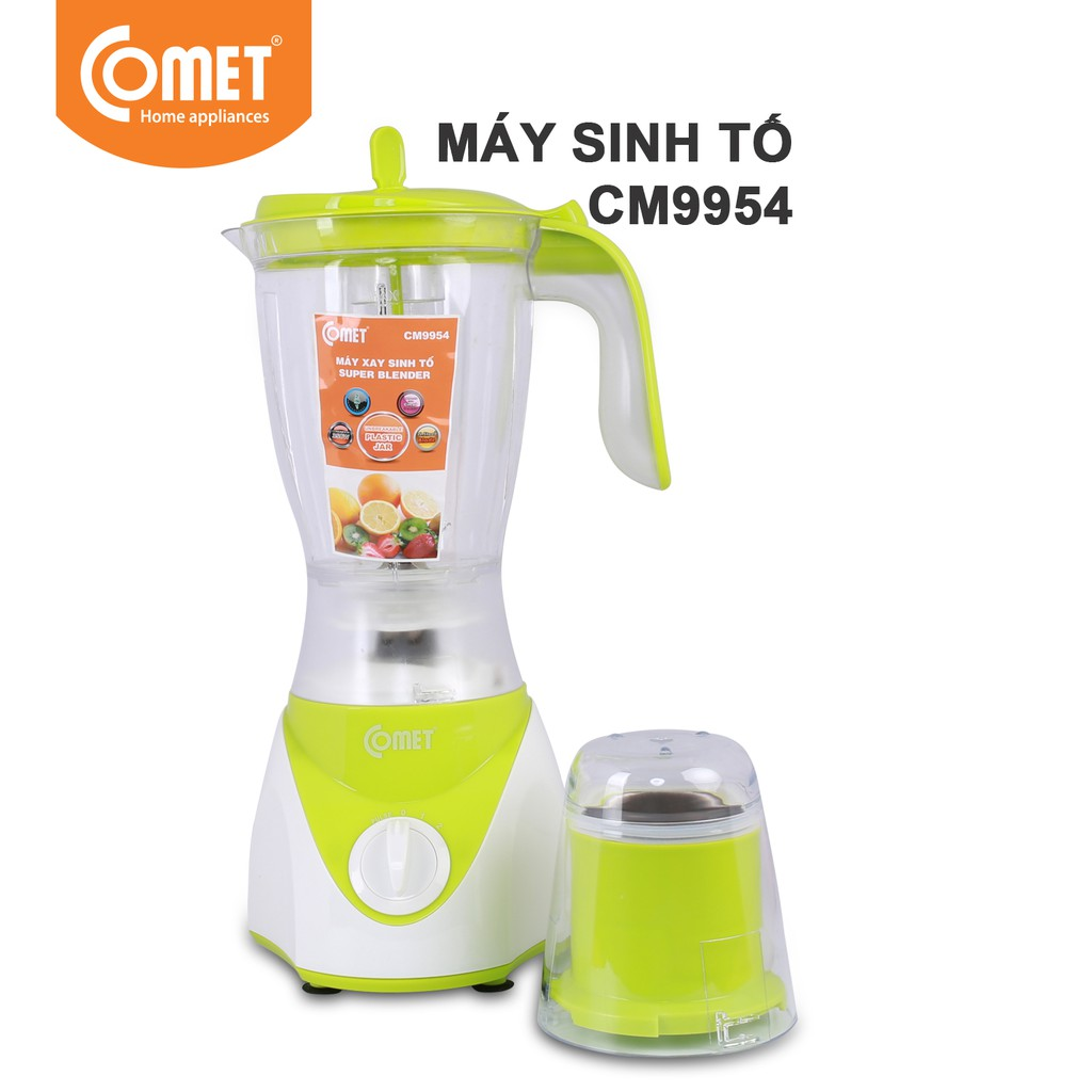 Máy xay sinh tố 1,5L COMET - CM9954N