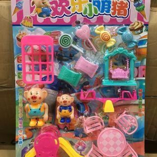Combo đồ chơi cho bé