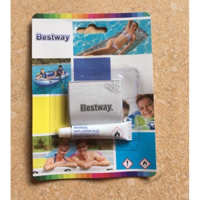 Keo dán bể bơi Bestway - 10000055 , 322323454 , 322_322323454 , 20000 , Keo-dan-be-boi-Bestway-322_322323454 , shopee.vn , Keo dán bể bơi Bestway