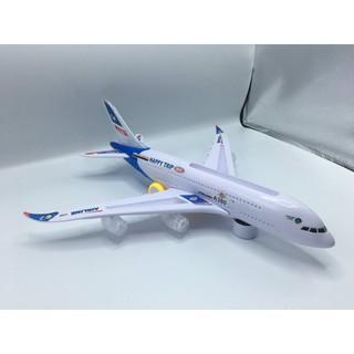 MÁY BAY A380 PHÁT SÁNG VÀ NHẠC