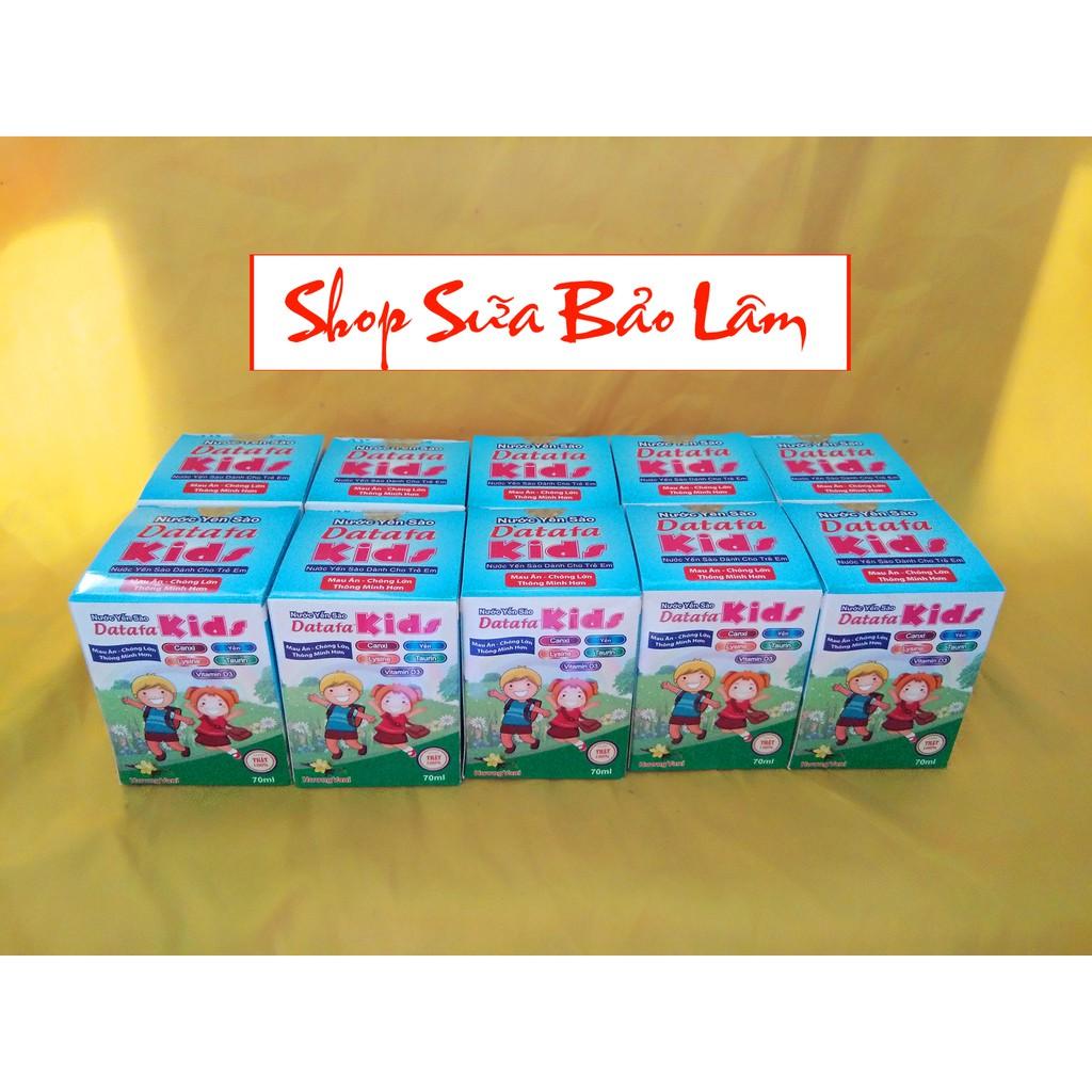 Combo 10 lọ Yến sào Datafa Kids cho bé biếng ăn (Hương vani) - 3501876 , 946477809 , 322_946477809 , 350000 , Combo-10-lo-Yen-sao-Datafa-Kids-cho-be-bieng-an-Huong-vani-322_946477809 , shopee.vn , Combo 10 lọ Yến sào Datafa Kids cho bé biếng ăn (Hương vani)
