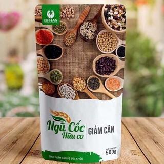 ngũ cốc hữu cơ Bình an thumbnail