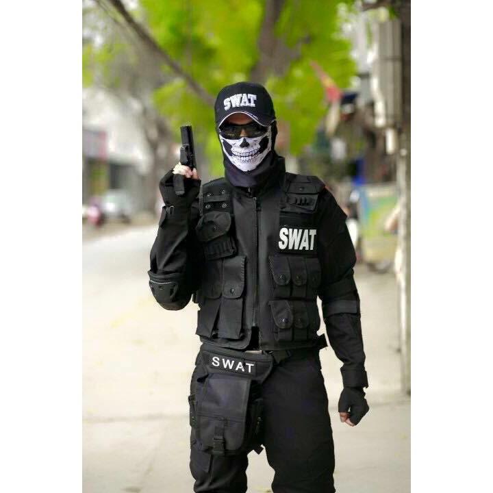 Túi Đeo Hông - Đùi SWAT Đi Phượt Cực Chất
