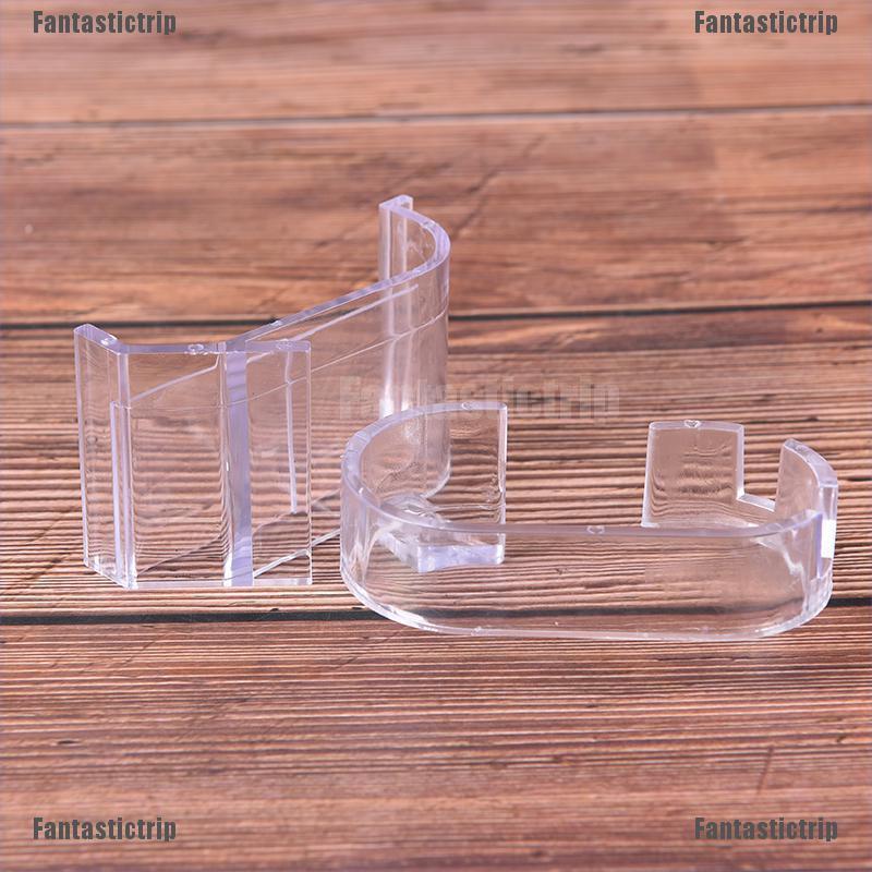 1 Giá Trưng Bày Đồng Hồ / Vòng Tay Bằng Nhựa Trong Suốt Giá Đỡ