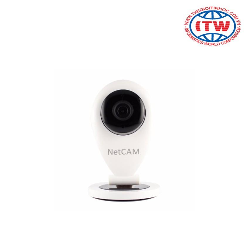 Bộ camera IP giám sát ngày đêm NetCAM M1-IP1.0 (Trắng) - 2585415 , 117713880 , 322_117713880 , 329000 , Bo-camera-IP-giam-sat-ngay-dem-NetCAM-M1-IP1.0-Trang-322_117713880 , shopee.vn , Bộ camera IP giám sát ngày đêm NetCAM M1-IP1.0 (Trắng)
