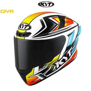 Mũ bảo hiểm fullface KYT TT chính hãng tem Kasma Daniel size M L XL