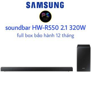 Loa thanh soundbar Samsung R550 2.1 320W chính hãng new 100% thumbnail