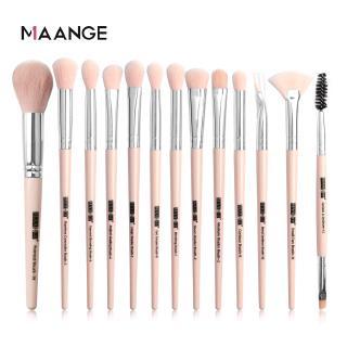 Hình ảnh MAANGE Bộ 13 Cọ Trang Điểm Sử Dụng Chuyên Nghiệp Make up Brush Set-5