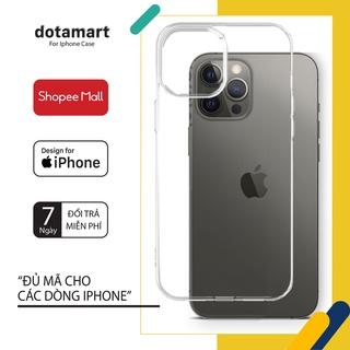 Ốp lưng iphone cao cấp Derma chống sốc chống bẩn dotamart TS01 cho dòng iphone xs,xr,11,11 pro ,12,12 mini,12 promax thumbnail