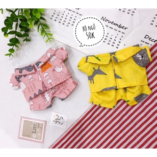 OUTFIT DOLL 20cm – Bộ ngủ