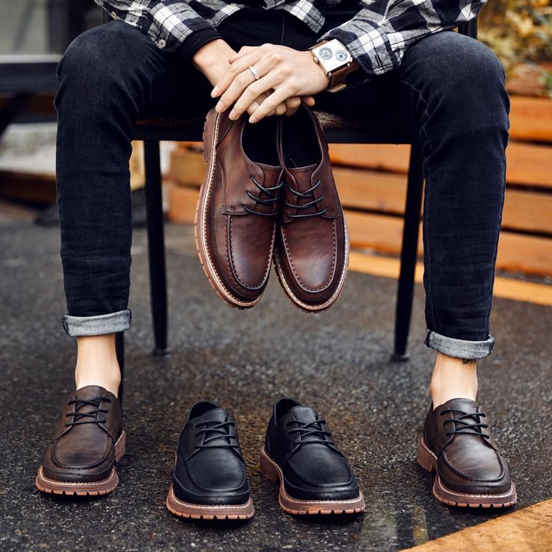 Giày bốt phong cách cổ điển thanh lịch sành điệu
