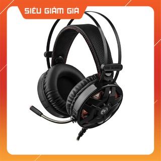 [Giá sập sàn] Tai nghe chuyên game EDRA EH412 – Âm thanh 7.1 – Ốp tai to mềm – BH 24 Tháng [Chất lượng]