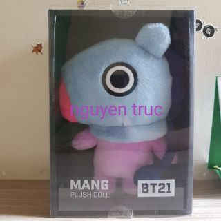 Standing doll mang