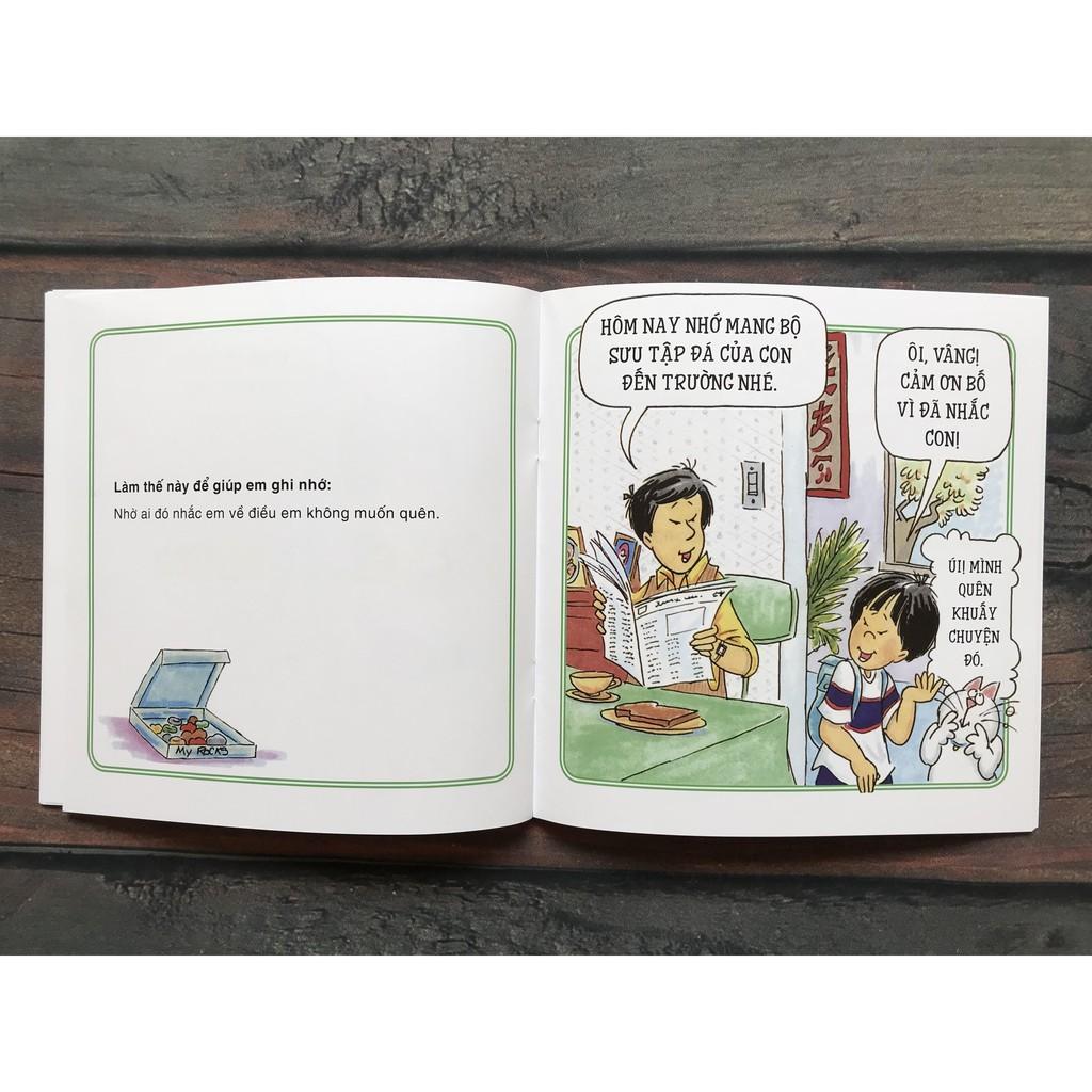 Sách - Xây Dựng Thói Quen - 2. Phải Làm Gì Khi Con Đãng Trí (Cùng Con Lớn Khôn)