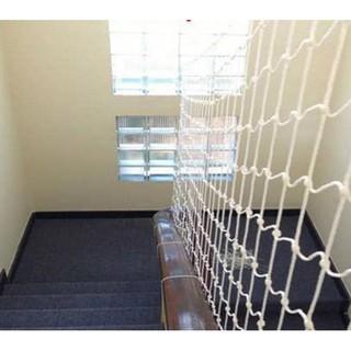 Lưới an toàn, lưới cầu thang nhiều kích thước (kèm dây buộc)