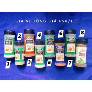 GIA VỊ NẤU ĂN Spice Supreme – Đồng giá 65k