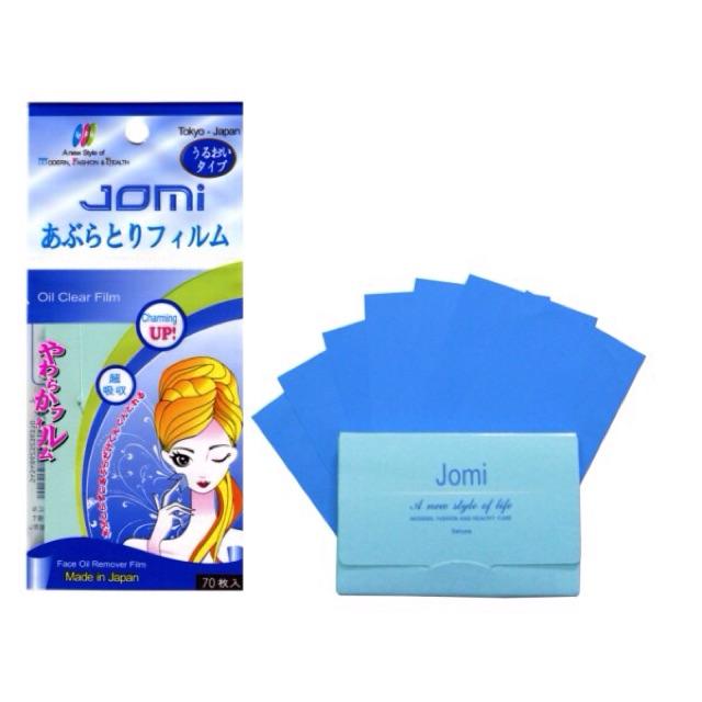 Giấy thấm dầu Jomi nhật bản ( 70 tờ )