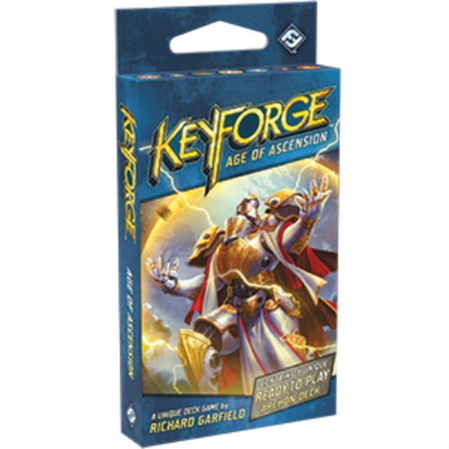 Thẻ bài Keyforge Age of Ascension