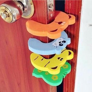 Bộ 4 miếng xốp chặn cửa cho bé - miếng xốp chặn cửa thumbnail
