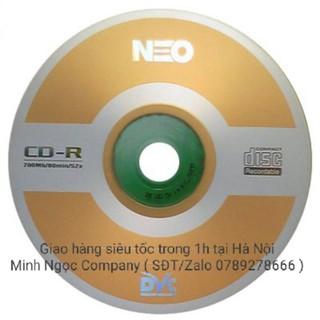 Đĩa Trắng CD Neo Đức Việt (Combo 10 chiếc đĩa kèm vỏ) thumbnail