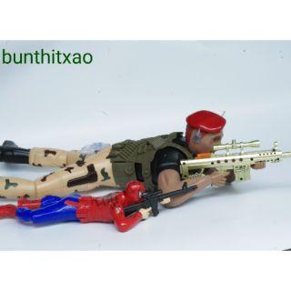 lính bắn tỉa điều khiển