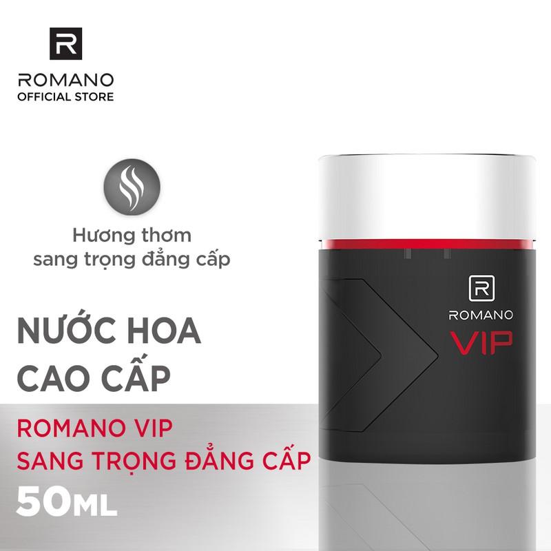 Hình ảnh Nước hoa cao cấp Romano Vip sang trọng đẳng cấp hương nam tính 50ml-1