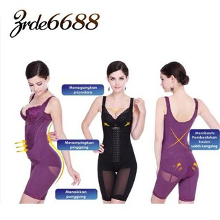 ♧ZRDE6688♧Ultra Slim Slimming Full Body Corset Body Shapewear(Wholesale )