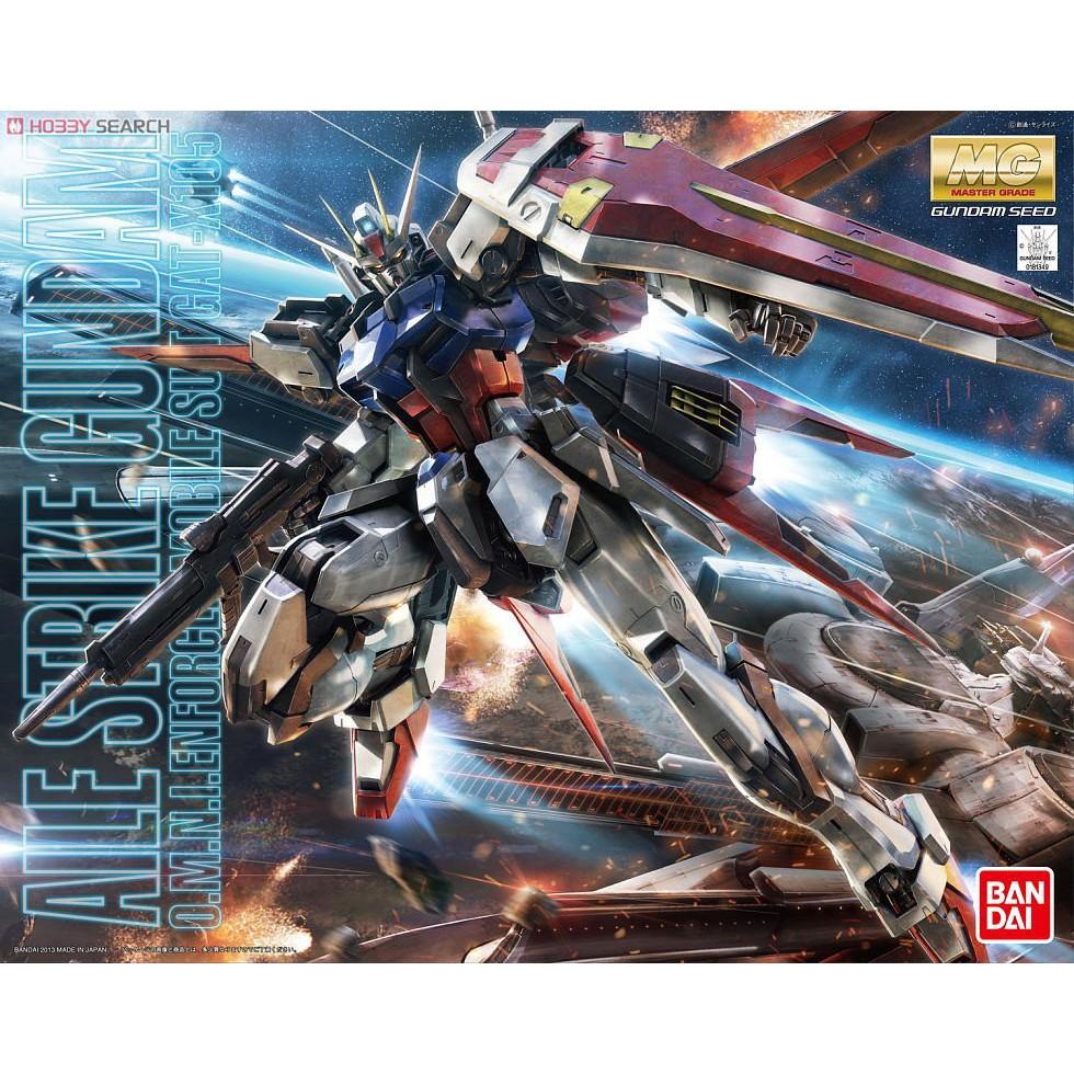 Mô hình lắp ráp Gundam MG Aile Strike Ver.RM