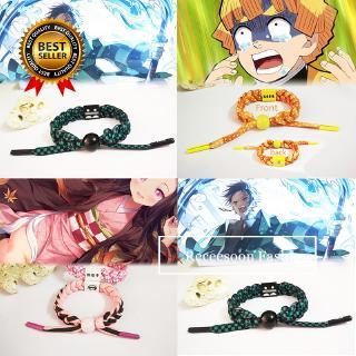 Demon Slayer Kimetsu No Yaiba Bracelet Birthday Gift For Children