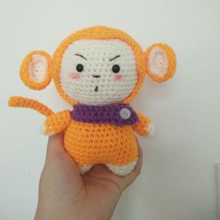 Khỉ Len: Khỉ Bún Lèo