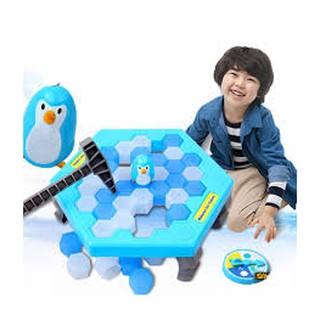đồ chơi đập chim cánh cụt phá băng dành cho bé phát triển trí thông minh