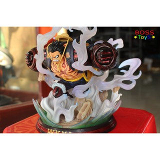 Mô hình Luffy gear 4 One Piece Resin