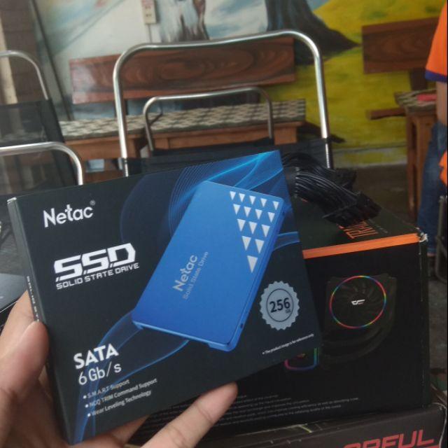 Ổ cứng SSD Netac 256GB 6gb/s