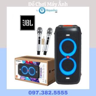 LOA JBL PARTYBOX 100 (Tặng kèm 2 Mic) - Bảo hành 12 tháng
