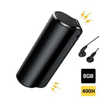 [Mã ELMS4 giảm 7% đơn 500K] Máy ghi âm mini chuyên dụng Q70 bộ nhớ 8GB - Chống nước, có nam châm ghi âm vòng lặp 40 ngày